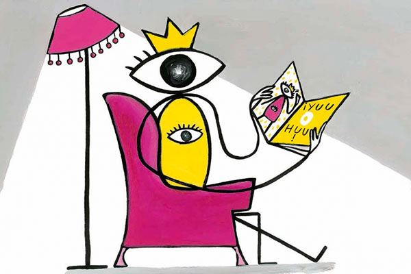 Carnaval entre libros