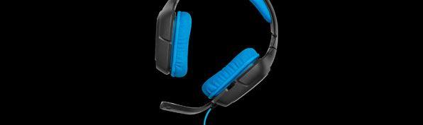 Auriculares gamers - Logitech G430