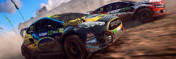 lanzamientos videojuegos - Dirt Rally 2.0