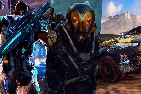 Lanzamientos gamer de febrero: Hagan juego