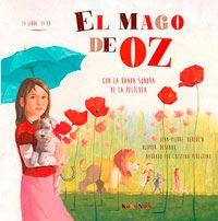 El Mago de Oz - Libro-cd