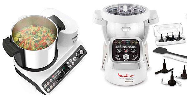 robot de cocina - kenwood - moulinex