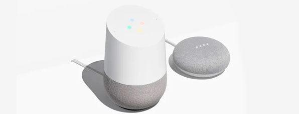regalos tecnologicos san valentin 2019-google home