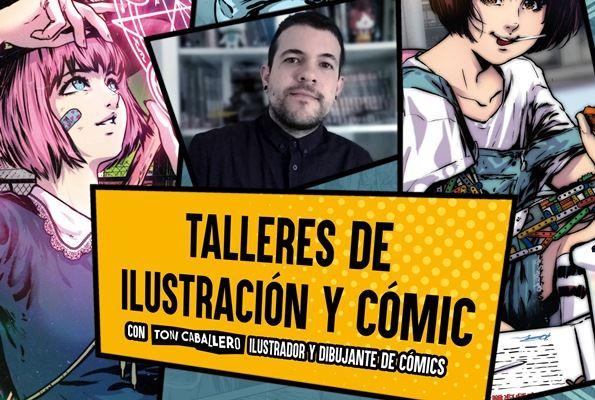 Talleres de ilustración Heroes Comic Con