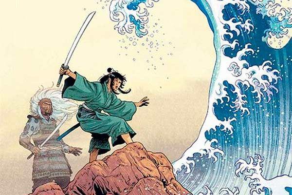 Manini & Tieko: Tomoë, la mujer samurái