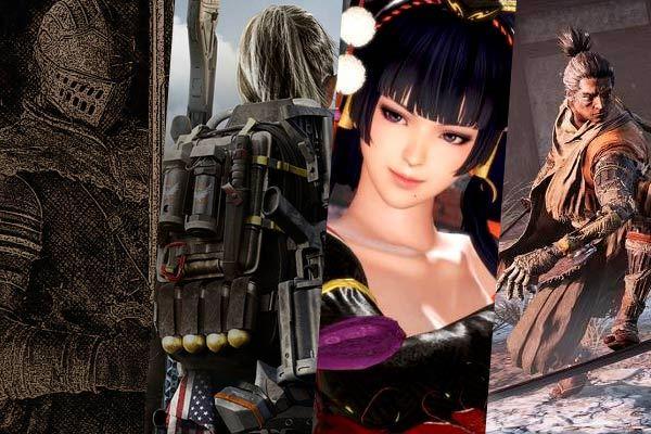 Lanzamientos gamer de marzo: De ángeles y demonios