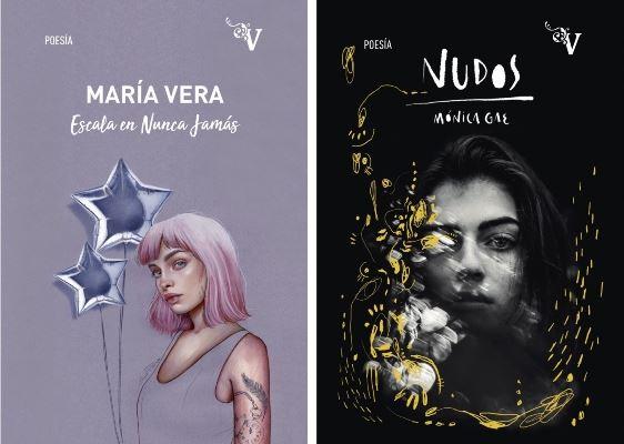 Mónica Gae y María Vera visitan Fnac Málaga