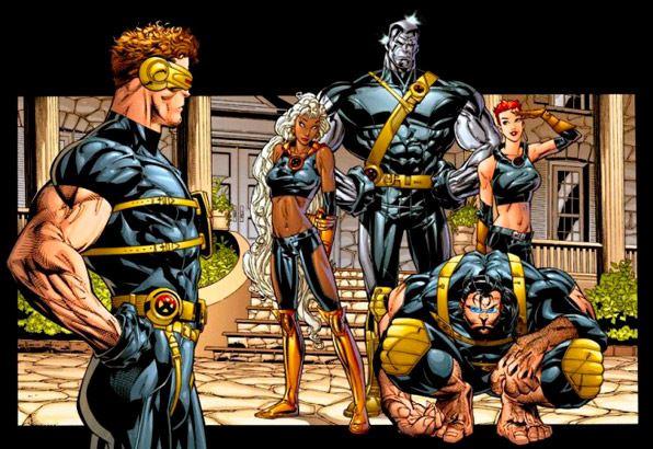 ultimate x-men-comic