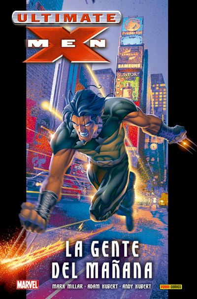ultimate x-men-comic-portada