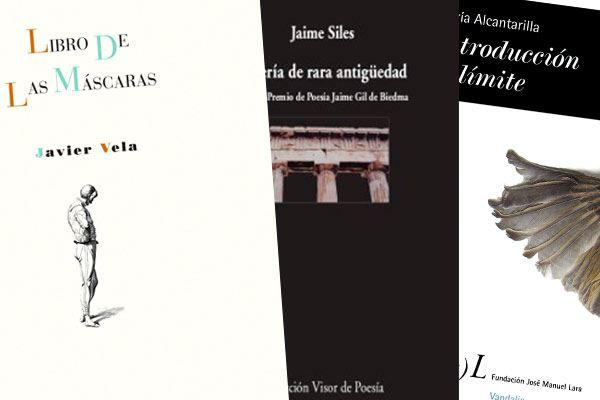Poesía total: Lo mejor de la lírica española del presente