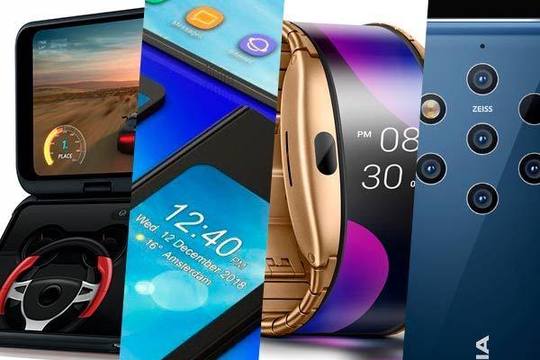 Mobile World Congress 2019: Así será tu futuro smartphone