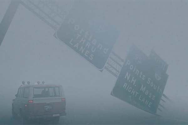 La niebla y Mark Hollis