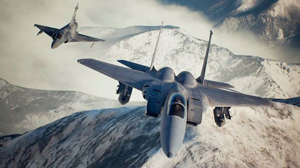 Ace Combat 7-videojuego