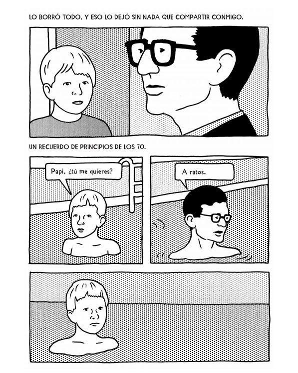 niño prodigio-comic
