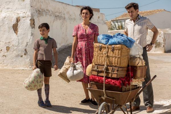 """""""DOLOR Y GLORIA"""". Nueva película de Pedro Almodóvar. 22/03 en cines. Sorteo de 25 entradas dobles."""