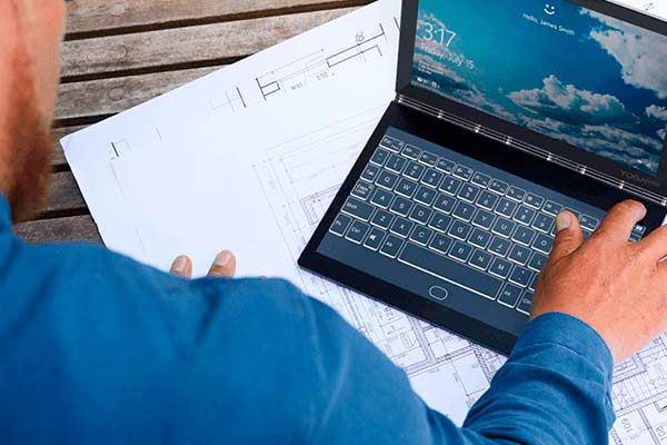 Lenovo Yoga Book C930: Innovando en teclados