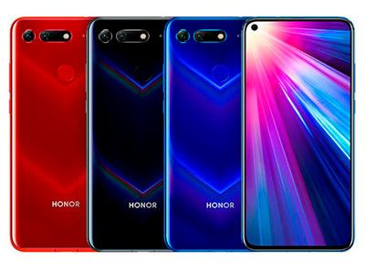 Honor View 20-smartphone