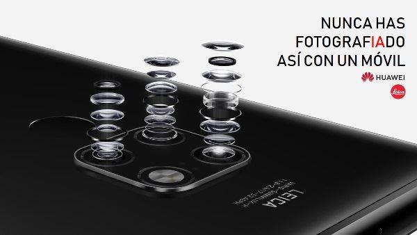 Taller de fotografía Huawei / Leica