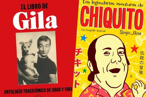 Gila y Chiquito de la Calzada: Todos somos contingentes, pero ellos necesarios