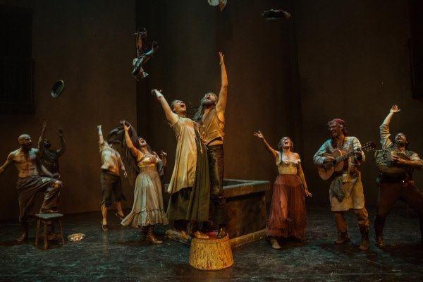 """""""DOS NUEVOS ENTREMESES NUNCA REPRESENTADOS"""". Teatro de la Abadía. Sorteo de 3 entradas dobles (28/3)"""