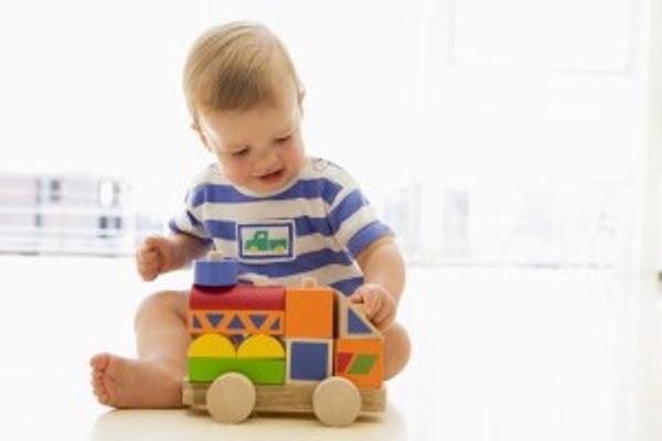 Taller de psicomotricidad para bebés