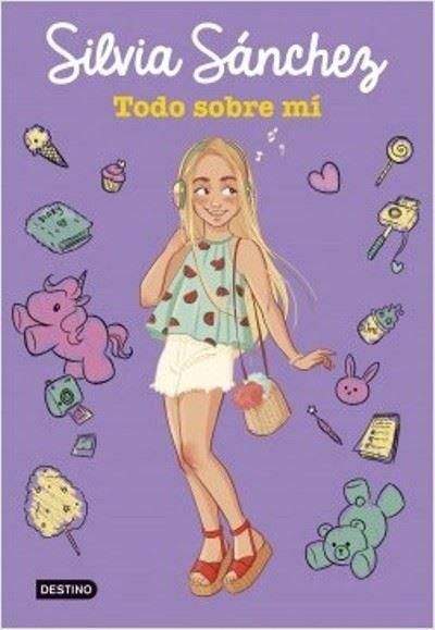 La youtuber Silvia Sánchez firma su libro en Fnac Málaga