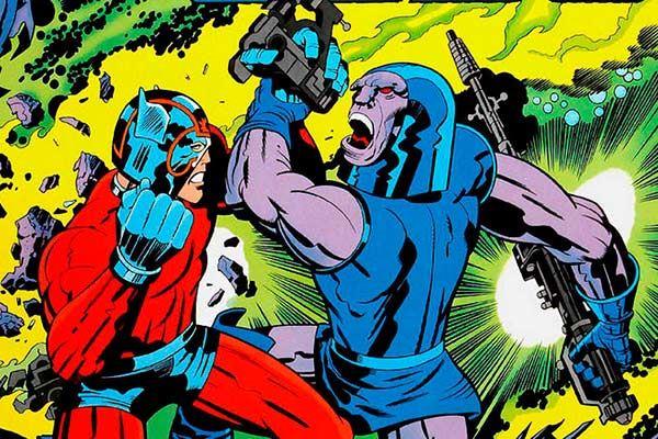 El Cuarto Mundo: Los nuevos dioses según Jack Kirby
