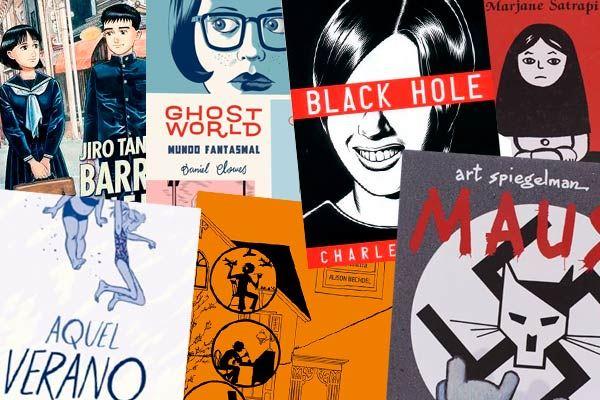 Veinte cómics que debes leer antes de morir (I)