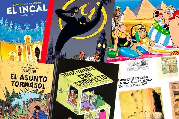 Veinte cómics que debes leer antes de morir (II)