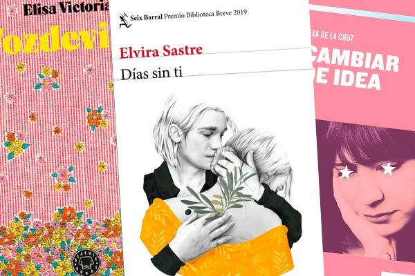 Mes del Libro: Tres novelas escritas por mujeres