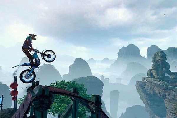 Trials Rising: De barro hasta las cejas