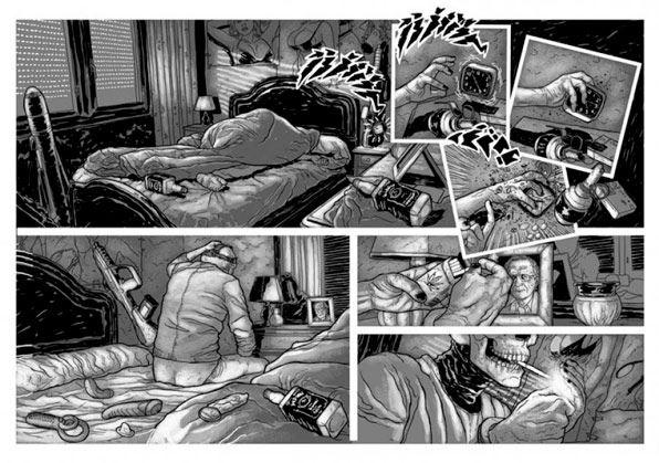 z  - comic - Valetín Ramón