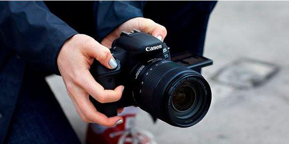 camaras reflex-canon