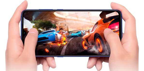 Xiaomi Mi 9- videogames play