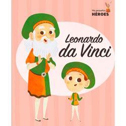Leonardo. Mis primeros héroes