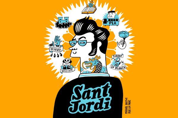 Firmas Sant Jordi 2019