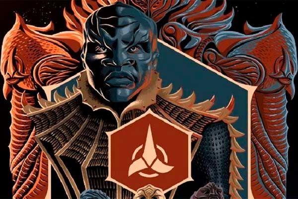 Star Trek: El renacimiento de los Klingon