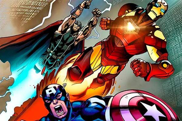 Heroes Reborn: Marvel en los agitados años noventa