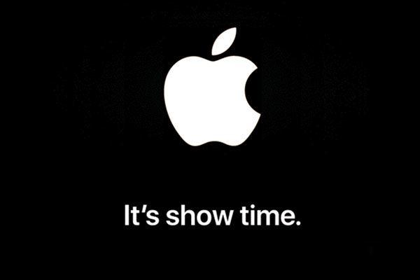 Apple: Comienza el show
