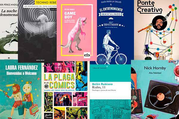 Mes del Libro: Recomendaciones para el Día del Libro