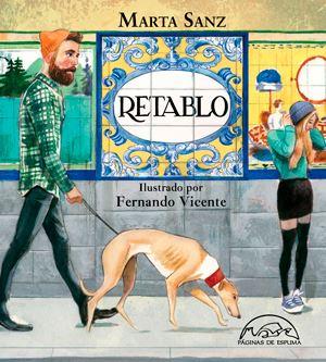 Retablo - Marta Sanz