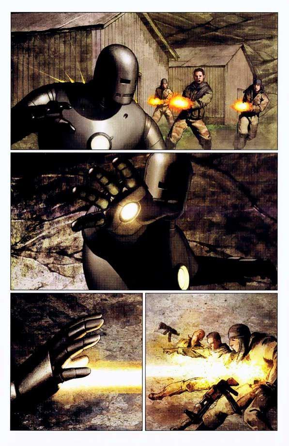 Iron Man - In Extremis-marvel