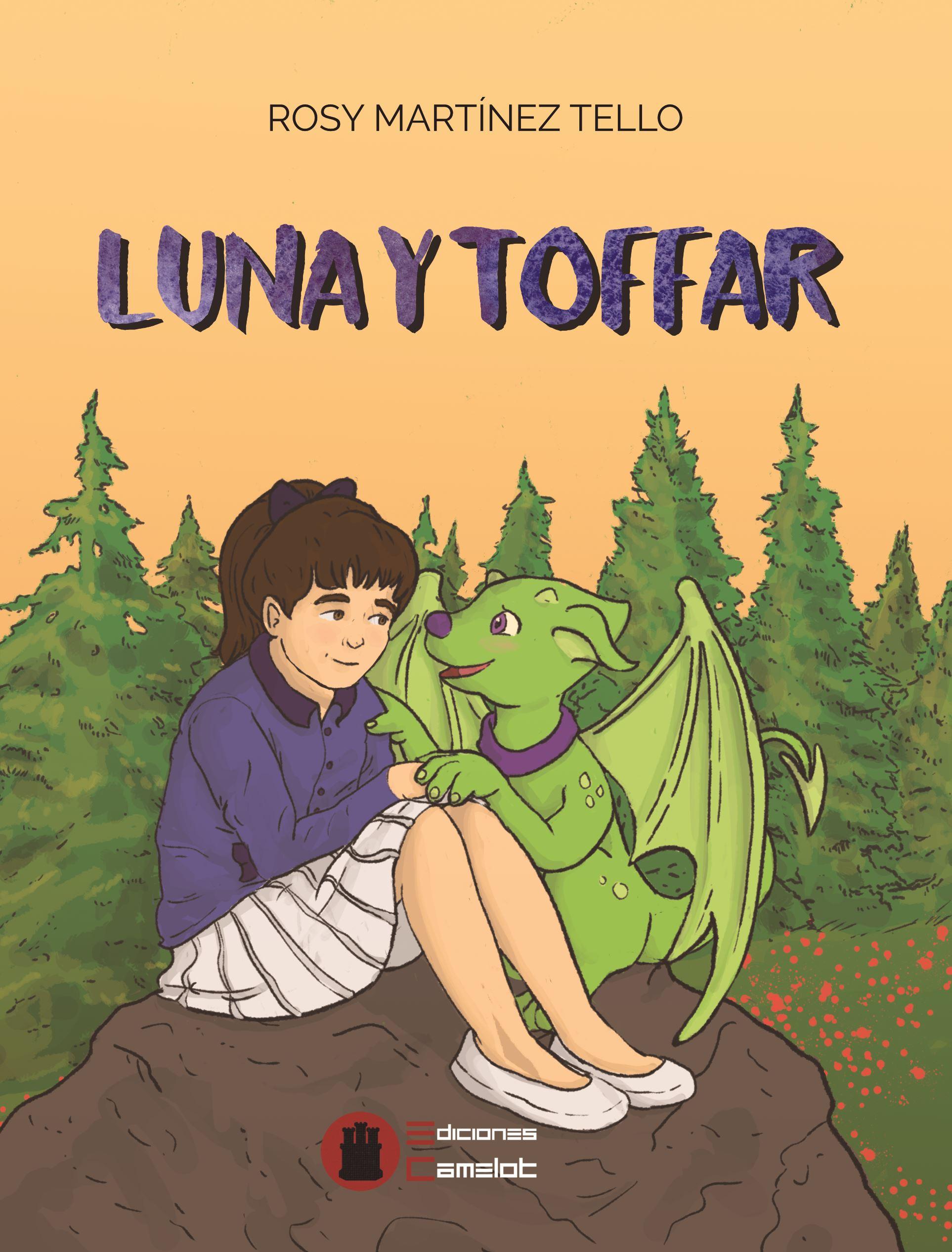 "ROSY MARTINEZ ""Luna y Toffar"""