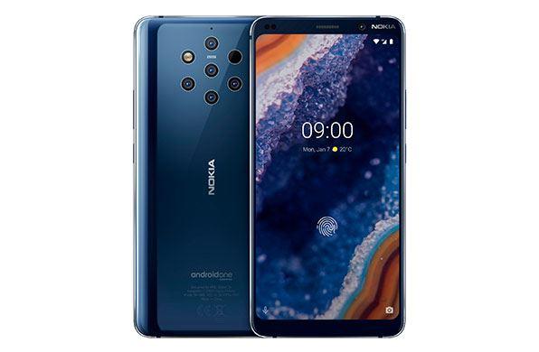 nokia pureview 9-smartphone