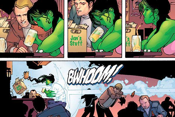 Hulka: La sensacional abogada del universo Marvel