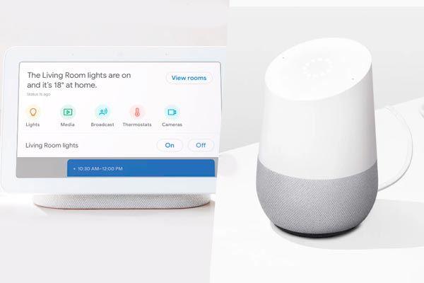 Google Nest Hub vs Google Home