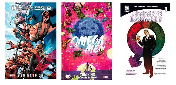 comics para el verano