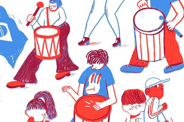 Celebra el Día de la música con mucho ritmo
