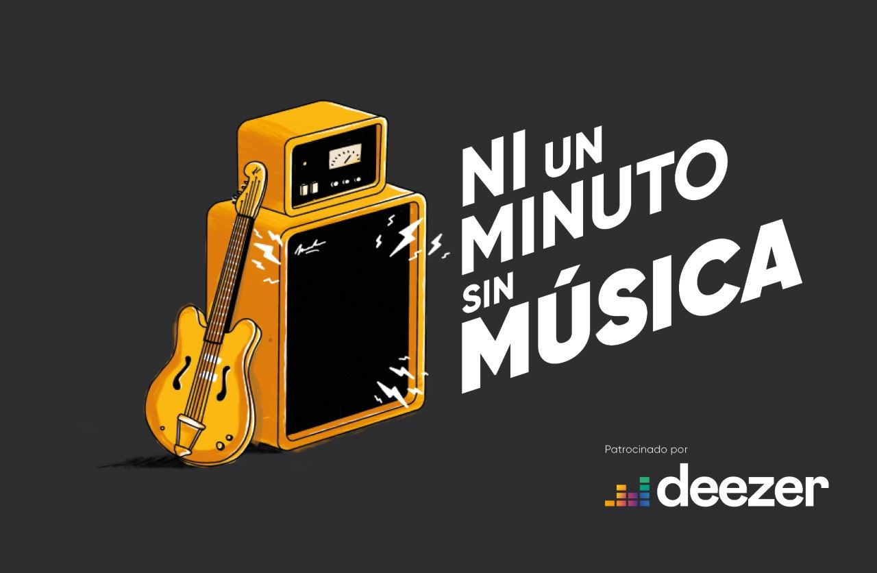 """Dead Bronco encabeza el cartel de """"Ni Un Minuto Sin Música"""" en Bilbao"""