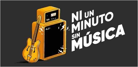 Ni un minuto sin música Fnac A Coruña 2019